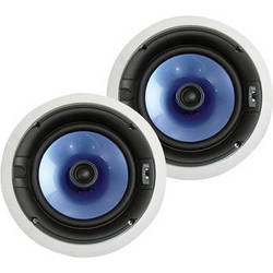 "Pyle Pro PIC8E 8"" 300W In-Ceiling Speaker System (Pair)"