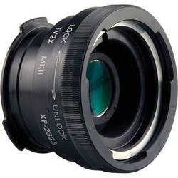 "Century Precision Optics 2x Extender for Sony 1/2"" Bayonet Mount"