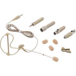 Samson SE10T Omnidirectional Head Worn Microphone for Airline Series Wireless (Beige)