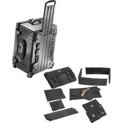 Pelican 1620NF Case with Porta Brace Divider Kit