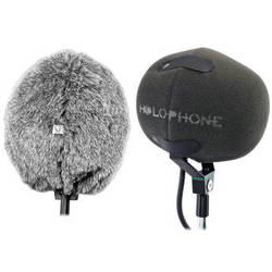 Holophone Fuzzy & Windscreen for H3-D Pro Surround Microphone