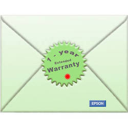 Epson 1-Year Exchange/Repair Extended Service Contract for Business Scanners Valued up to $300