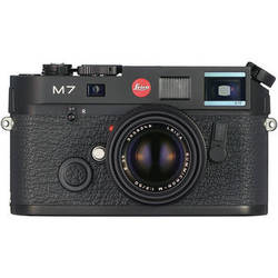 Leica M7 TTL .72 with 50mm f/2.0 M Lens Starter Set