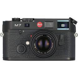 Leica M7 TTL .72 with 50mm f/2.0 M Lens Starter Set