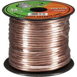Pyramid High Quality 16 Gauge Speaker Zip Wire (50' Spool)