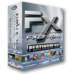 Sonic Reality Serafine FX Tron Platinum Complete Sound FX Workstation (Hard Drive)