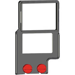 """Zacuto Z-Finder 3"""" Mounting Frame for DSLRs with Battery Grips"""
