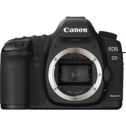 Canon EOS 5D Mark II Digital Camera (Body Only)