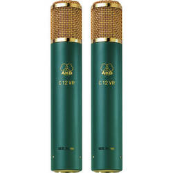 AKG C 12 VR Microphone (Matched Pair)