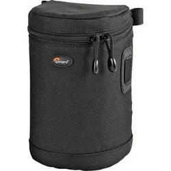 Lowepro Lens Case 2S - for Mid-Range Zoom or Compact Telephoto Lens (Black)