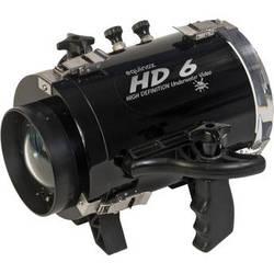 Equinox HD6 Underwater Housing f/ Canon VIXIA HV20, HV30, and HV40