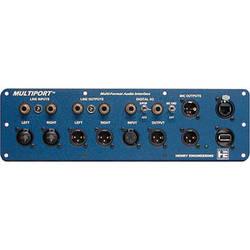Henry Engineering MultiPort Multi-Format Audio Interface Panel