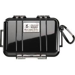 Pelican 1020 Micro Case (Solid Black)