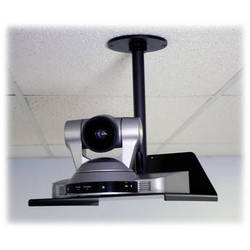 Vaddio Drop Down Ceiling Mount for Large PTZ Cameras - Short