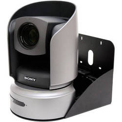 Vaddio Wall Mount Bracket for Canon XU-80 / 80W / 81, Panasonic HE120, and Sony H700 (Black)