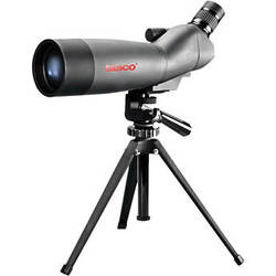 Tasco World-Class 20-60x60 Spotting Scope Kit (Angled Viewing)