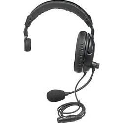 PortaCom H200S - Single-Sided Headset for Intercoms