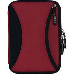 M-Edge Latitude Jacket for Sony Reader Touch Edition (PRS-600, Red)