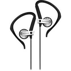 Skullcandy Chops Earclip-Style Stereo Earbud Headphones (Black/Chrome)