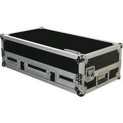 Odyssey Innovative Designs FRGS12CDIW Flight Ready Glide Style DJ Medium Format CD Coffin Case