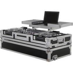 Odyssey Innovative Designs FZGSX12CDJW Flight Zone DJ Coffin Case