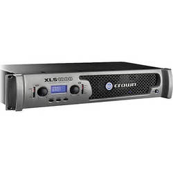 Crown Audio XLS 1000 DriveCore Stereo Power Amplifier (215W/Channel @ 8 Ohms)