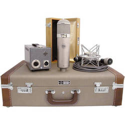 Telefunken U47 Dual Pattern Tube Microphone