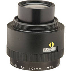 Rodenstock 75mm f/4 APO-Rodagon D Enlarging Lens