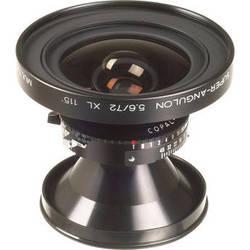 Schneider 72mm f/5.6 Super-Angulon XL Lens