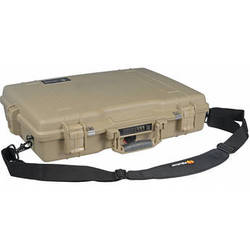Pelican 1495NF Case without Foam (Desert Tan)