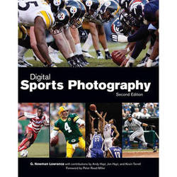 Cengage Course Tech. Book: Digital Sports Photography, 2nd Ed. by G. Newman Lowrance