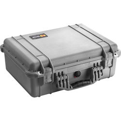 Pelican 1526 Combo Case (Silver)