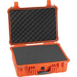 Pelican 1520 Case with Foam (Orange)