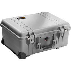 Pelican 1560NF Case without Foam Silver)