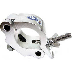 Global Truss Heavy Duty Clamp with M12 Bolt for 50mm Tubing (Silver)