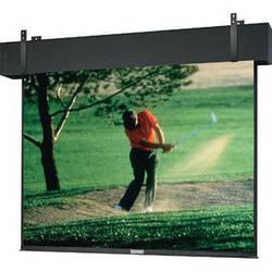 "Da-Lite 33027E Professional Electrol Motorized Projection Screen (120 x 160"", 220V, 50Hz)"