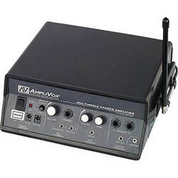 AmpliVox Sound Systems SW805A Portable Amplifier