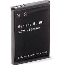 Minox BL-5B Rechargeable Lithium-Ion Battery