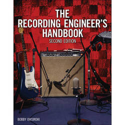Cengage Course Tech. Book: The Recording Engineer's Handbook by Bobby Owsinski
