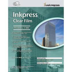 """Inkpress Media Clear Film (5 mil, 60"""" x 100' Roll)"""