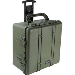 Pelican 1640NF Case without Foam (Olive Drab Green)