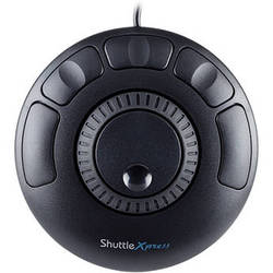 Contour Design Shuttle-Xpress NLE Multimedia Controller (Black)