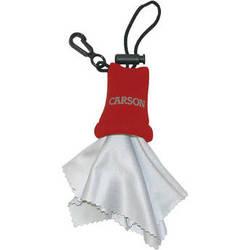 Carson Stuff-it Microfiber Cloth (Red)