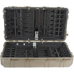 Pelican 1780W HL Long Case with Rigid Polyethylene Tray (Desert Tan)