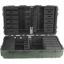 Pelican 1780RF Long Case with Rifle Foam Cut Insert (Olive Drab Green)