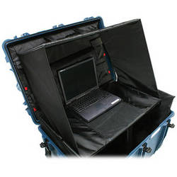 Porta Brace PB-2780TBH Hard Case with Tackle Box Interior (Blue)