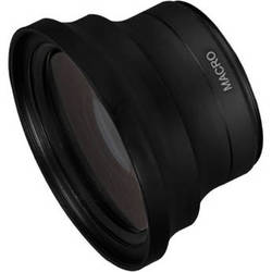 Bower VLB3837 0.38x Super Wide Angle Lens (37mm Thread, Black)