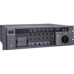 Sony SRP-X500P - Digital Powered A/V Matrix Mixer