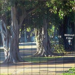 """Formatt Hitech 4.5"""" HD Full Frame Contrast 1 Filter"""