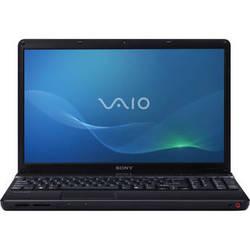 "Sony VAIO EB VPCEB23FX/BI 15.5"" Notebook Computer (Matte Black)"
